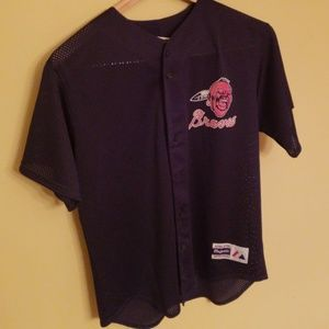Pre-1986 ATL Braves Majestic Vintage